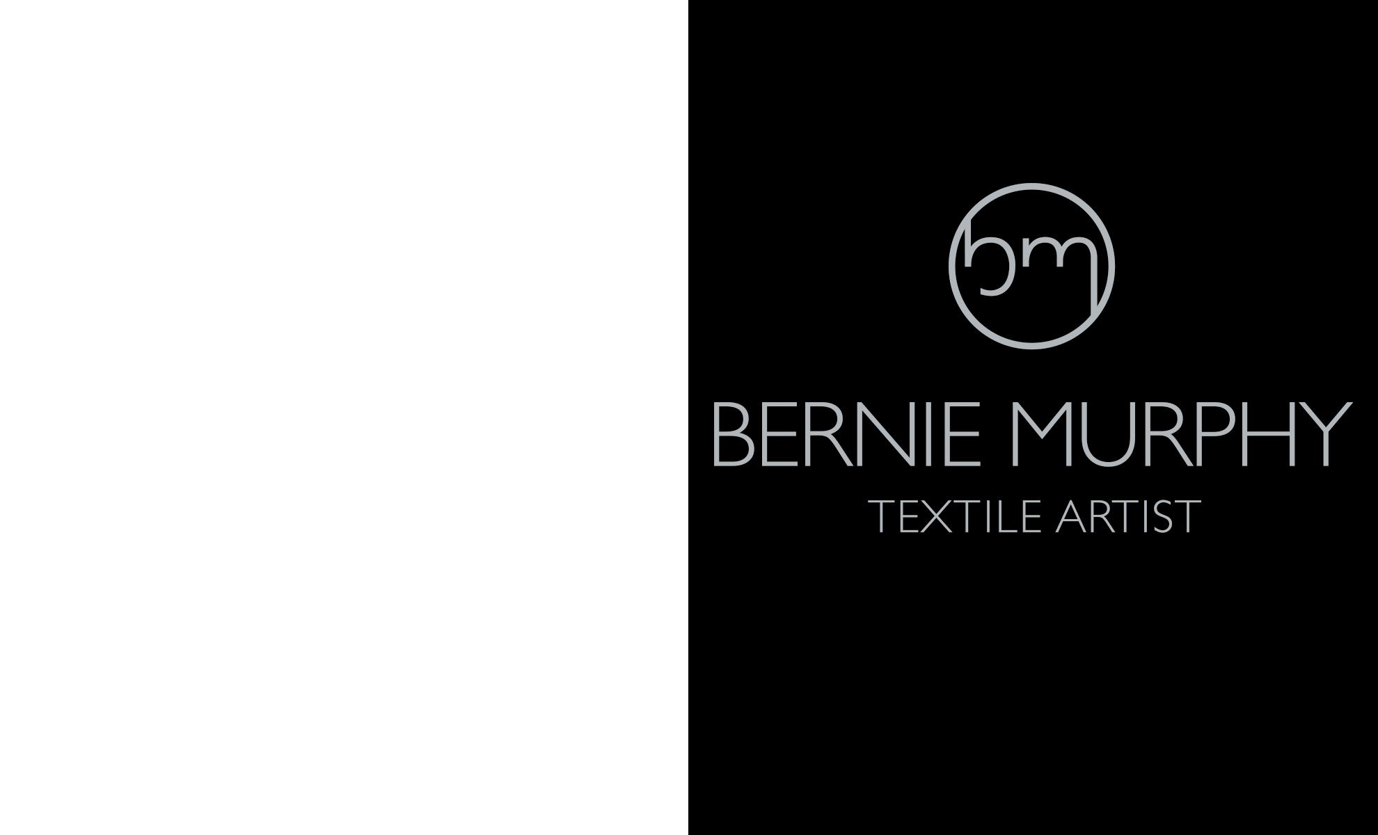 Bernie Murphy Textile artist logo